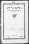 Bee Gee News October 23, 1930