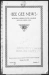 Bee Gee News October 23, 1930