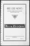 Bee Gee News December 19, 1930