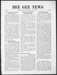 Bee Gee News March 10, 1931 by Bowling Green State University
