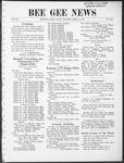 Bee Gee News April 14, 1931