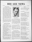 Bee Gee News April 21, 1931 by Bowling Green State University
