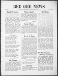 Bee Gee News May 5, 1931