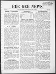 Bee Gee News May 19, 1931