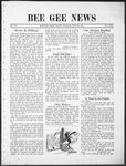 Bee Gee News June 30, 1931