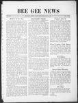 Bee Gee News July 21, 1931