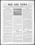 Bee Gee News September 29, 1931