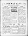Bee Gee News September 29, 1931