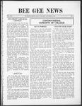 Bee Gee News October 6, 1931