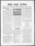 Bee Gee News October 13, 1931