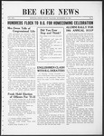 Bee Gee News November 10, 1931