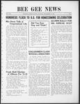 Bee Gee News Novemeber 10, 1931