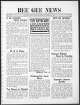 Bee Gee News Novemeber 17, 1931