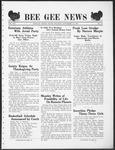 Bee Gee News Novemeber 24, 1931