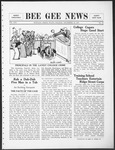 Bee Gee News December 15, 1931