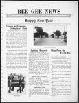 Bee Gee News January 5, 1932