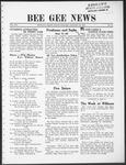 Bee Gee News January 26, 1932