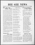 Bee Gee News February 2, 1932