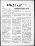 Bee Gee News March 8, 1932 by Bowling Green State University