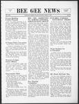 Bee Gee News April 5, 1932
