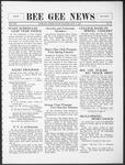 Bee Gee News May 3, 1932