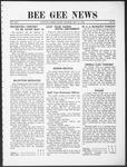 Bee Gee News May 17, 1932