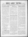 Bee Gee News June 1, 1932