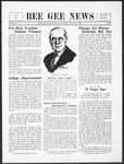 Bee Gee News June 28, 1932
