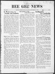 Bee Gee News September 12, 1932
