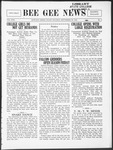 Bee Gee News September 20, 1932