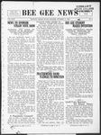 Bee Gee News October 11, 1932