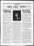 Bee Gee News October 18, 1932