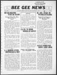 Bee Gee News December 6, 1932