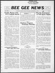 Bee Gee News December 13, 1932