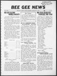 Bee Gee News January 24, 1933
