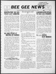 Bee Gee News February 8, 1933
