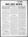 Bee Gee News March 15, 1933