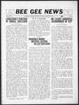 Bee Gee News March 22, 1933