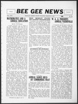 Bee Gee News March 29, 1933