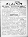 Bee Gee News April 19, 1933