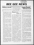 Bee Gee News May 24, 1933