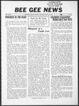 Bee Gee News May 24, 1933