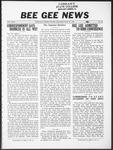 Bee Gee News May 31, 1933