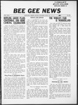 Bee Gee News July 12, 1933