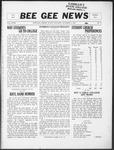Bee Gee News October 4, 1933