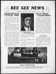 Bee Gee News October 25, 1933