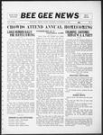 Bee Gee News November 8, 1933