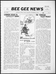 Bee Gee News November 29, 1933