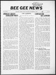 Bee Gee News December 6, 1933