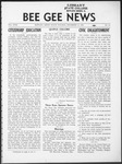 Bee Gee News December 13, 1933